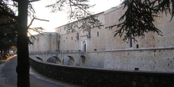 Forte Spagnolo in L'Aquila