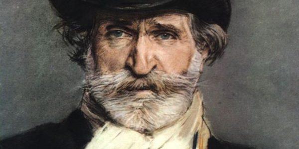 Giuseppe Verdi - Painted by Giovanni Boldini