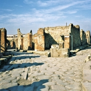 Pompeii Buried in Ashes