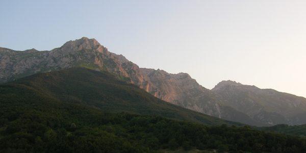 Befaro landscape in Teramo