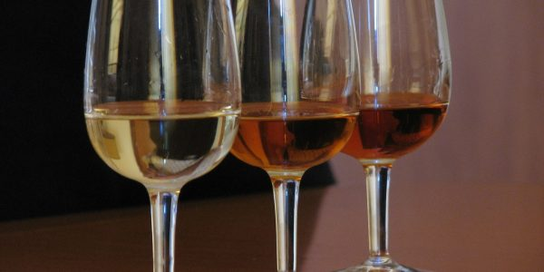 Marsala wine from the Trapani province in Sicily