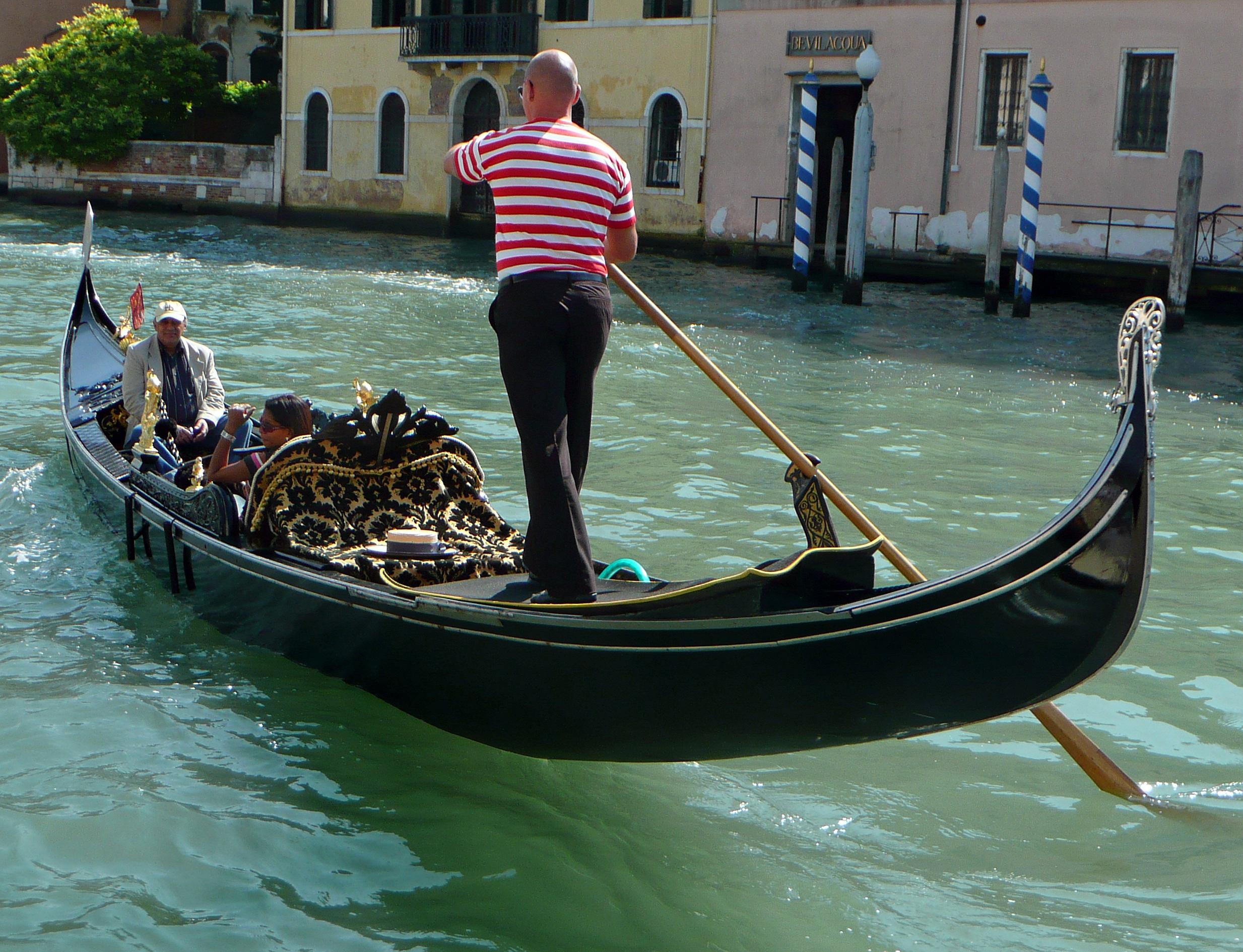 Venice Italy Street Fashion