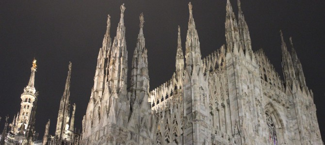 4 Reasons You Need to See Milan