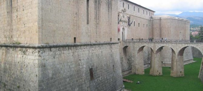 Forte Spagnolo – The Spanish Fort