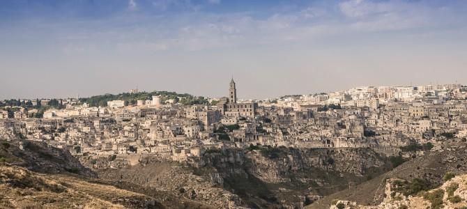 Matera – The Stone City