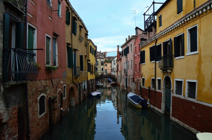 An analysis of venice a prominent italian city in world history